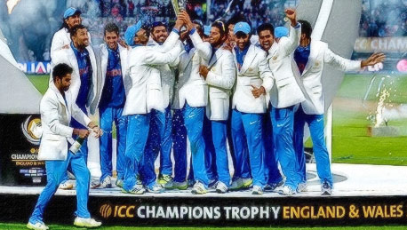 Champions Trophy Winners